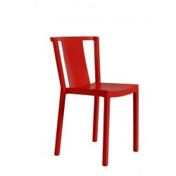 Krzesło Neutra czerwone