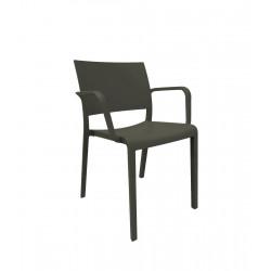Krzesło New Fiona czarne