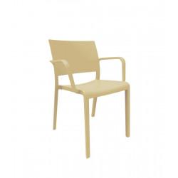 Krzesło New Fiona piaskowa