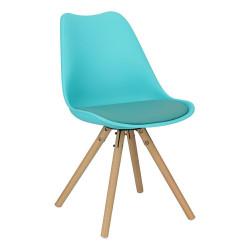 Krzesło Norden Star PP niebieski