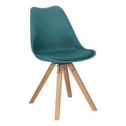 Krzesło Norden Star Square PP morskie