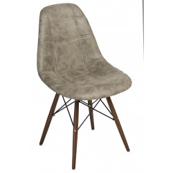 Krzesło P016W Pico oliwkowe dark