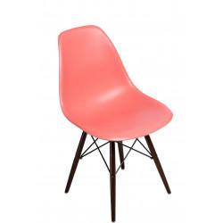 Krzesło P016W PP dark peach, dark nogi