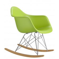 Krzesło P018 RR PP zielone insp. RAR