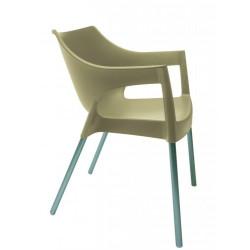 Krzesło Pole beżowy