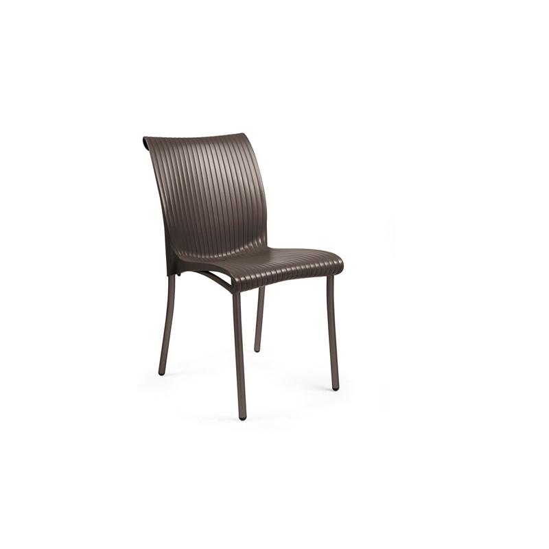 Krzesło Regina brązowe