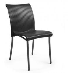 Krzesło Regina grafitowe