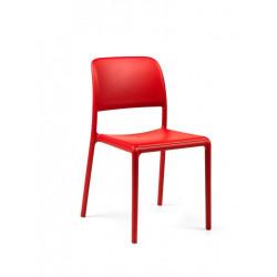 Krzesło Riva czerwone