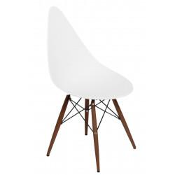 Krzesło Rush DSW białe/dark