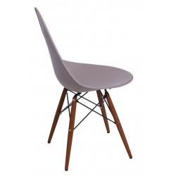 Krzesło Rush DSW szare/dark