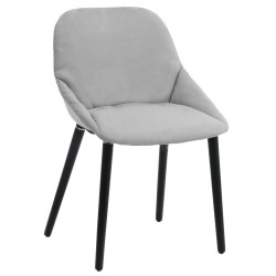 Krzesło Sofie szare jasne Intesi