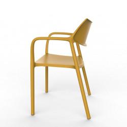 Krzesło Splash Aire żółte