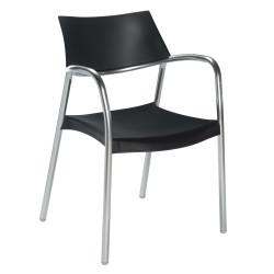 Krzesło Splash czarne