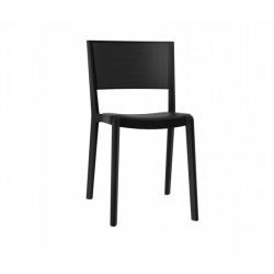 Krzesło Spot czarny