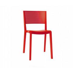 Krzesło Spot czerwony