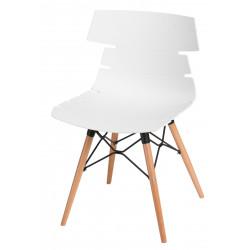 Krzesło Techno DSW PP białe