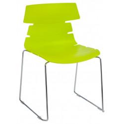 Krzesło Techno SL PP zielone