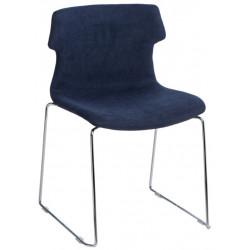 Krzesło Techno SL Tap niebieskie 1817