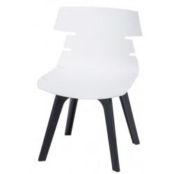 Krzesło Techno STD PP białe