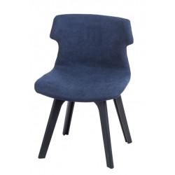 Krzesło Techno STD Tap niebieskie 1817