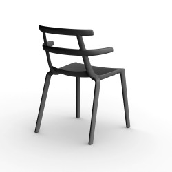 Krzesło Tokyo czarne