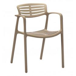 Krzesło Toledo Aire beżowy