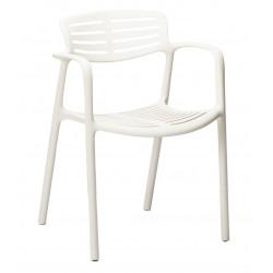 Krzesło Toledo Aire biały