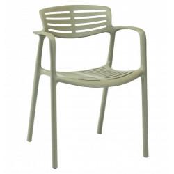 Krzesło Toledo Aire zielony