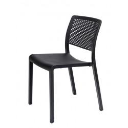 Krzesło Trama czarne