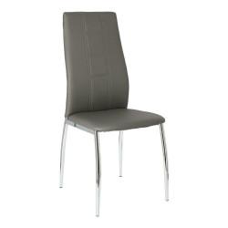 Krzesło Venus ciemny szary