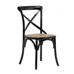 Krzesło Vintage black