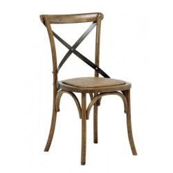 Krzesło Vintage hardwood