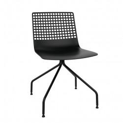Krzesło Wire Arana czarne