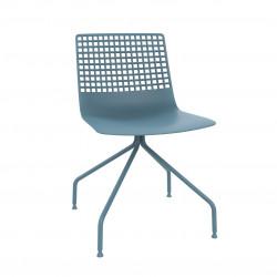 Krzesło Wire Arana niebieskie