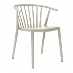 Krzesło Woody Ivory