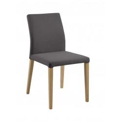 Krzesło Zina Dark grey