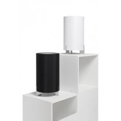 Lampa stołowa Aita biała chrom