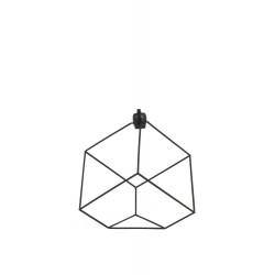 Lampa stołowa Janola matowa czarna