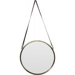 Lusterko okrągłe wiszące Hang Intesi