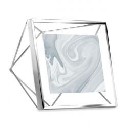 Ramka Prisma 10x10 Chrom