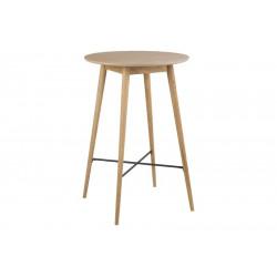 Stół Barowy Nagano drewniany