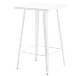 Stół barowy Paris biały