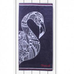Frankhauer Ręcznik plażowy FLAMINGO 90x180