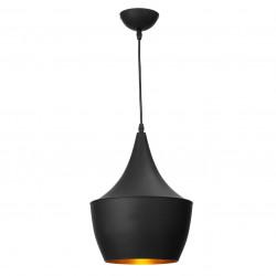 Caselle wisząca czarny LP-42013/1P CZARNY - Light Prestige