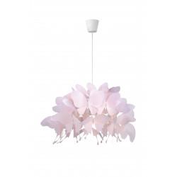 Farfalla 1 wisząca różowa LP-MD088-3439A/1P RÓŻOWY - Light Prestige