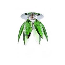 Merkury oczko zielone LP-10221/H29 L zielony - Light Prestige