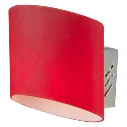 Saragossa kinkiet czerwony LP-B 1111/1 czer. - Light Prestige
