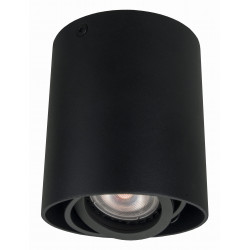 Oprawa natynkowa Braga ruchoma czarna LP-5640/1SM BK - Light Prestige