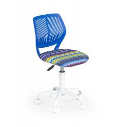 BALI fotel młodzieżowy niebieski - Halmar