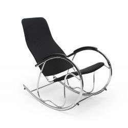 BEN 2 fotel bujany czarny - Halmar